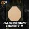CARDBOARD TARGET II